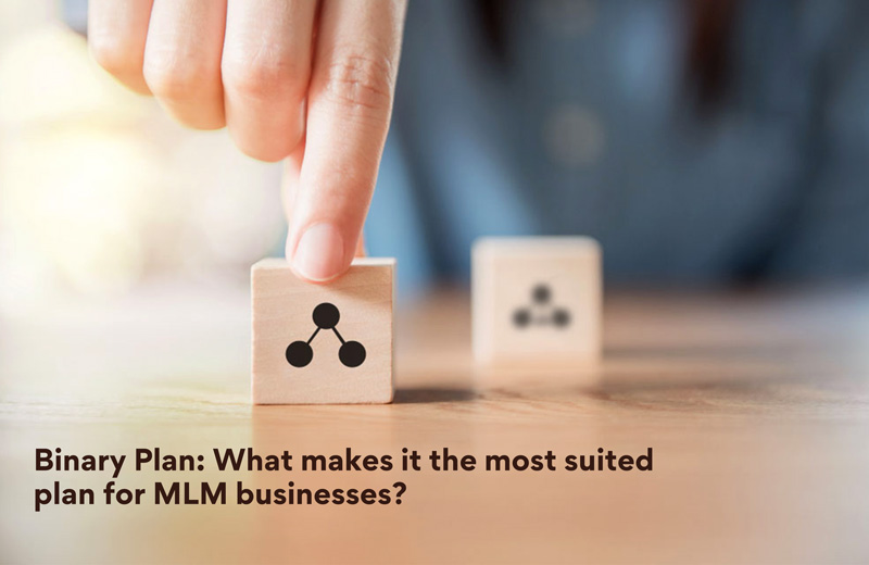 Binary Plan: What makes it the most suited plan for MLM businesses?