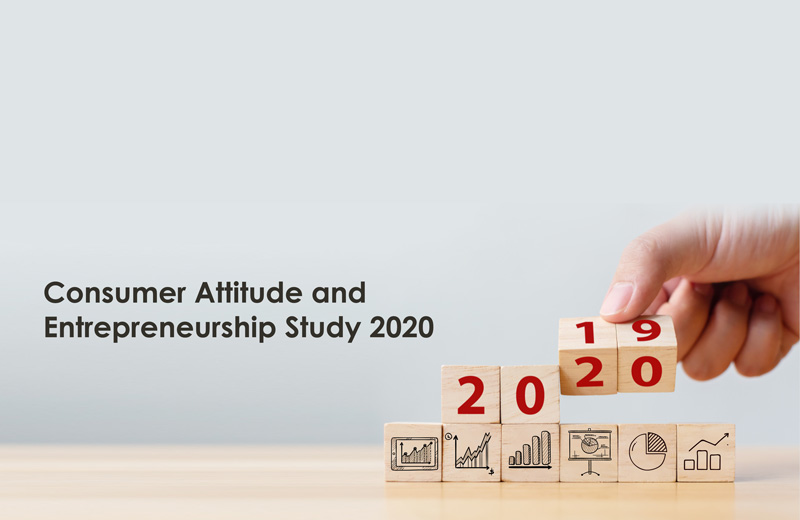 DSA study on consumer attitude and entrepreneurship 2020