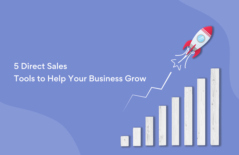5 direct sales tools to help MLM companies grow bigger and faster