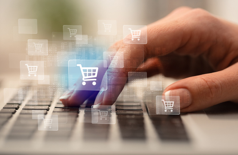 E-commerce through MLM software system!
