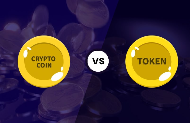 Tokens & coins - What is the difference between the two crypto-terminologies?