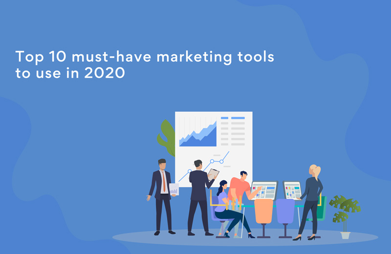 Top 10 must-have marketing tools you must use in network marketing business