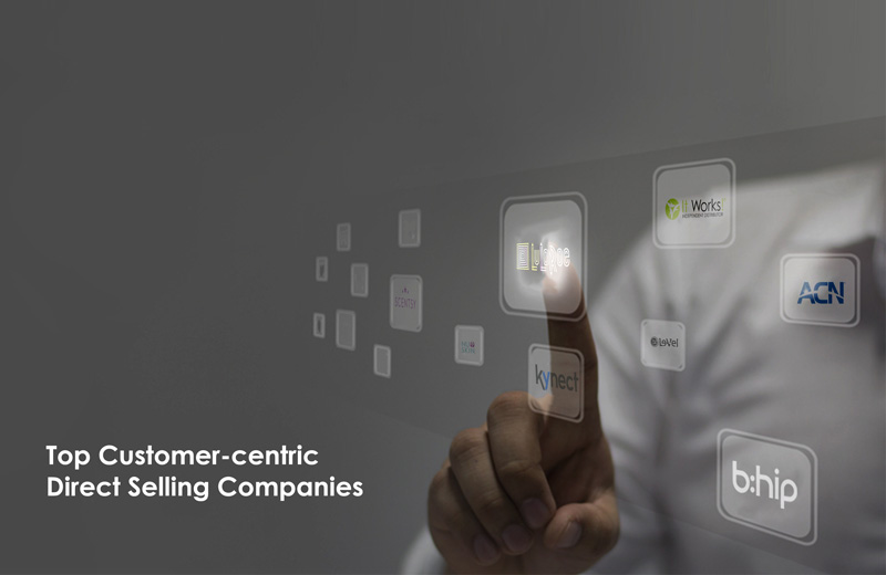 Top customer-centric direct selling companies