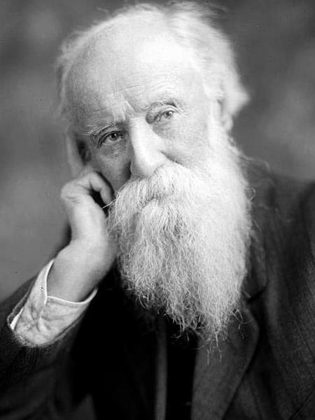 John Burroughs was an American naturalist and nature essayist, active in the U.S. conservation movement