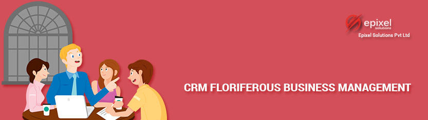 CRM Floriferous Business Management