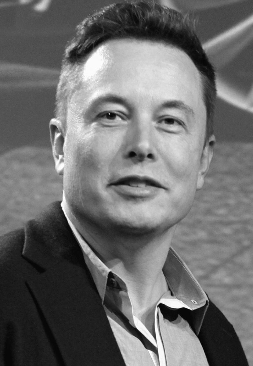 Elon Musk is a South African-born Canadian American business magnate, investor, engineer, and inventor.