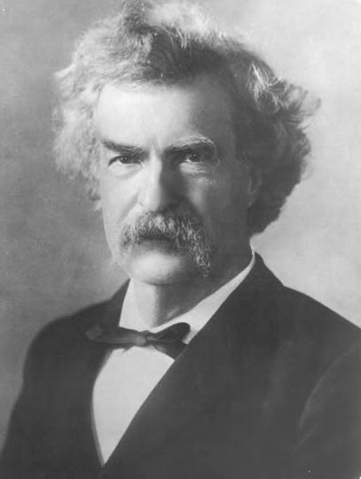 Samuel Langhorne Clemens, better known by his pen name Mark Twain -American writer, humorist, entrepreneur, publisher, and lecturer