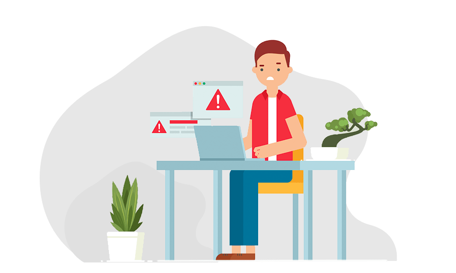 MLM failure due to software errors