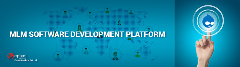 MLM Software Development Platform