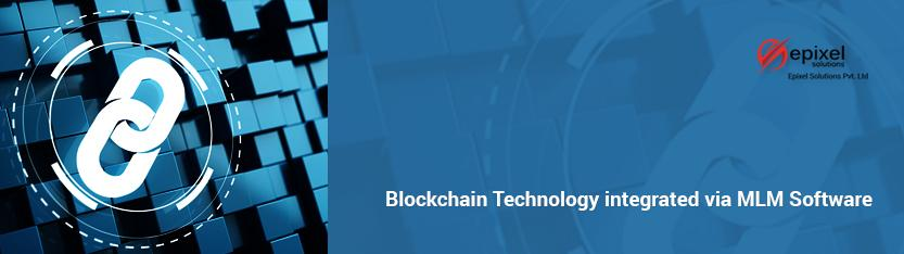 Network Marketing Software with Blockchain Technology