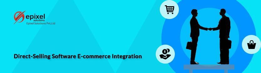 E-Commerce Integrated Direct Selling Software