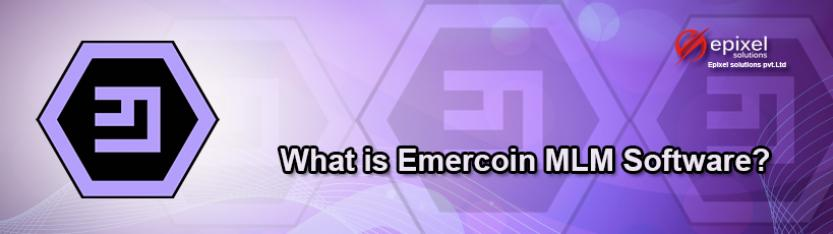 Epixel Emercoin mlm Software