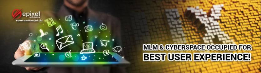 MLM & cyberspace occupied for best user experience