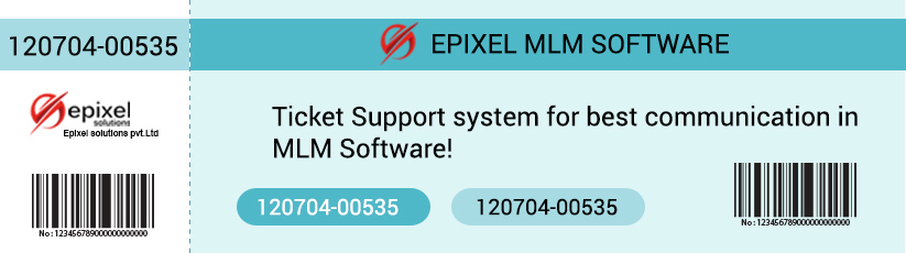 Ticket Support system for best communication in MLM Software