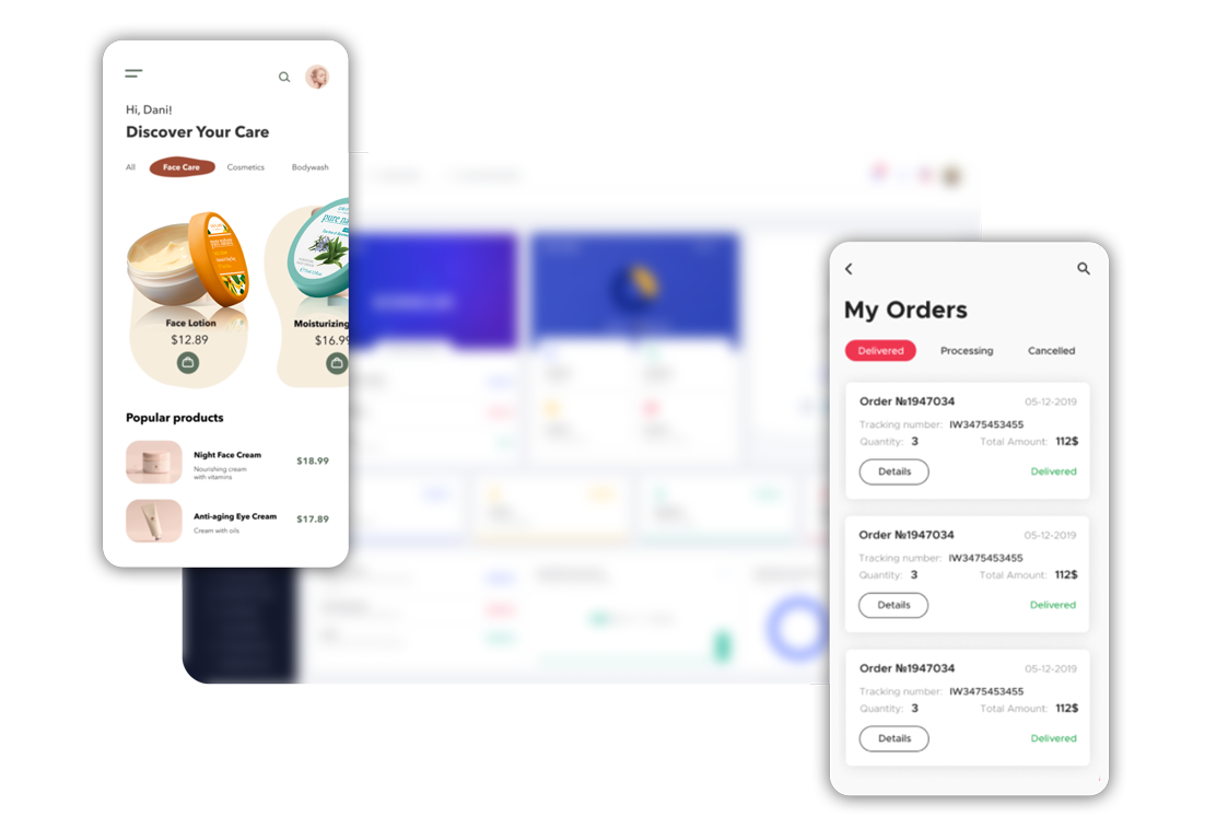 Power them up with a mobile app