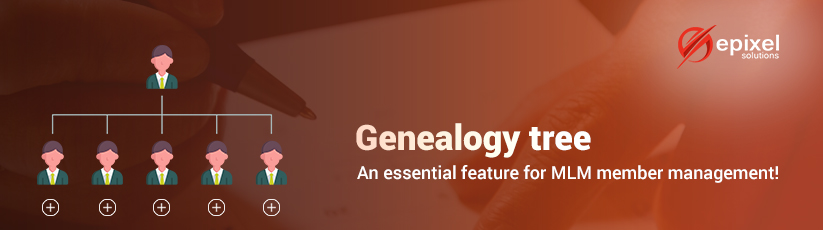 What is meant by Genealogy tree in network marketing